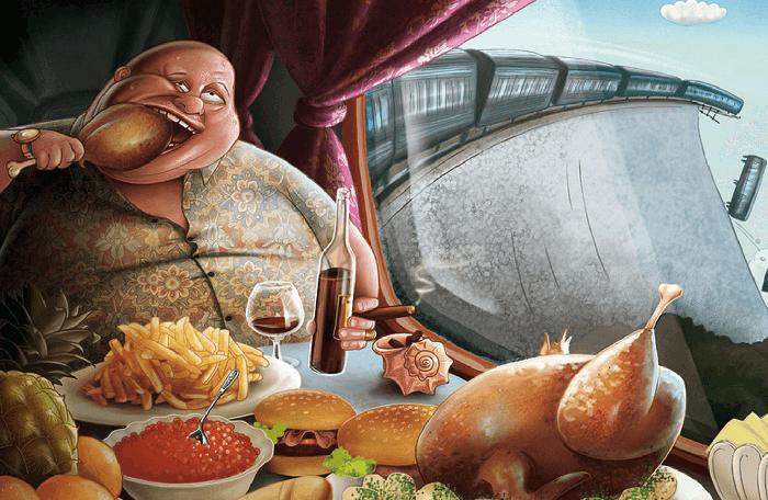 культура питания как составляющая здорового образа жизни